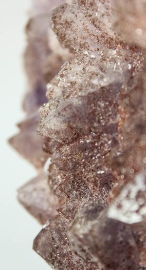 Amethyst w/ Red Microcrystals