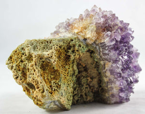 Amethyst Stalactite Cluster