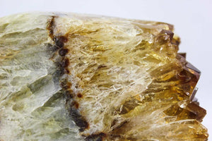 Brazilian Citrine Slab