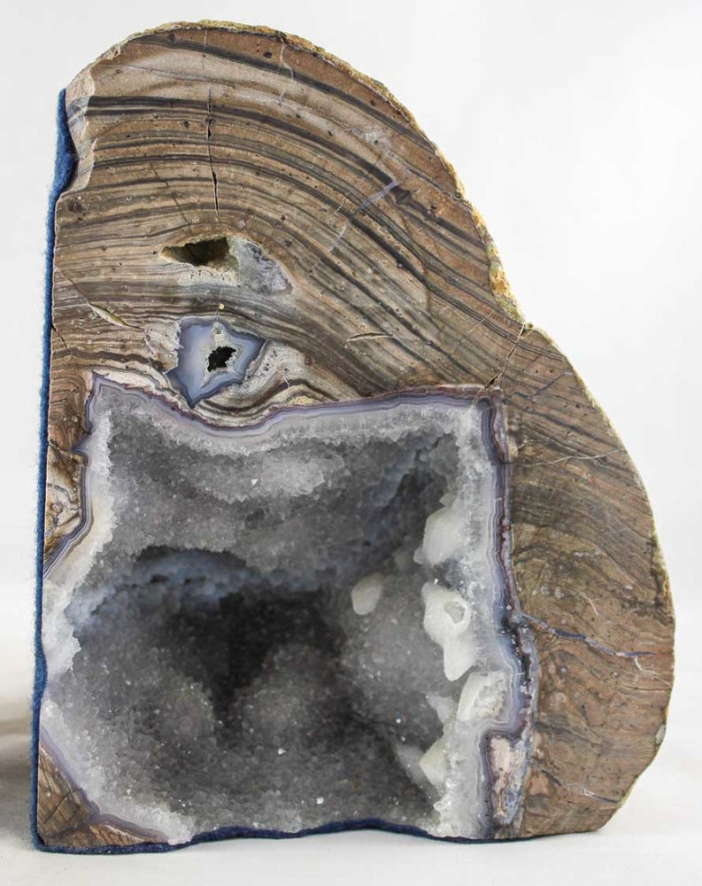 Dugway Geode Bookends