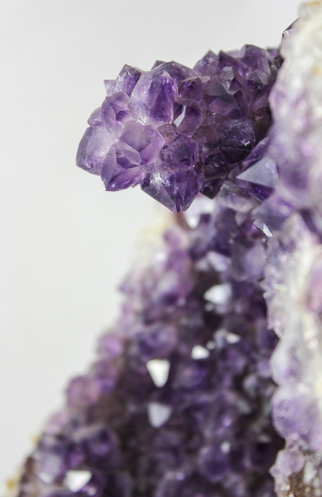 Amethyst Geode w/ Crevice