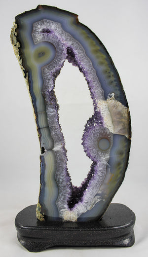 Amethyst/Agate Window Slab