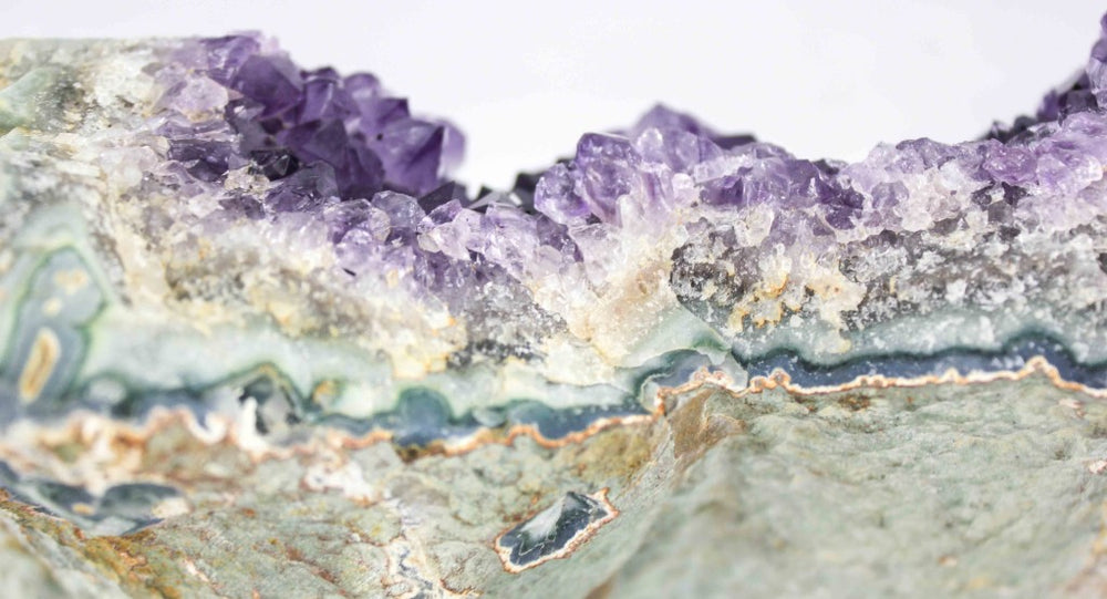 Amythyst Eye w/Calcite