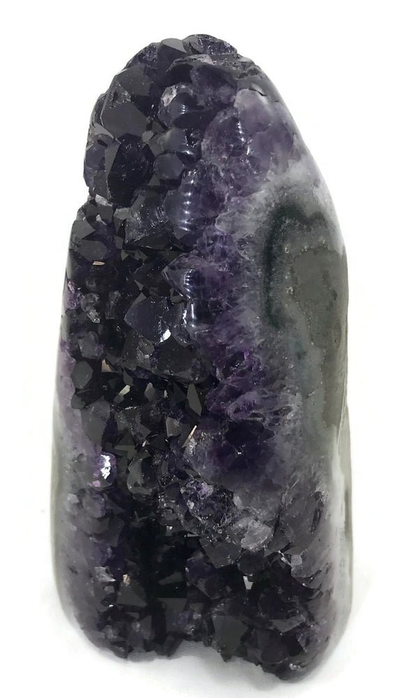 Almost Black Amethyst Freeform