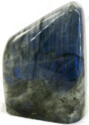Bright Blue Labradorite Freeform