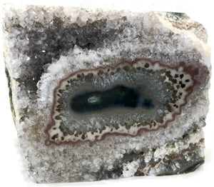 Wide Eyed Agate Slab