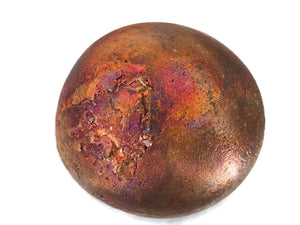 Large Splash Copper Bowl