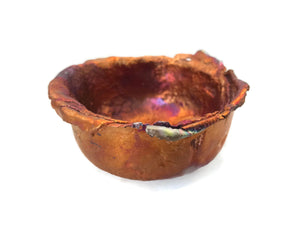 Small Copper Splash Bowl