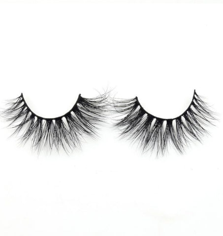 Hot Girl - 3D Mink Lashes