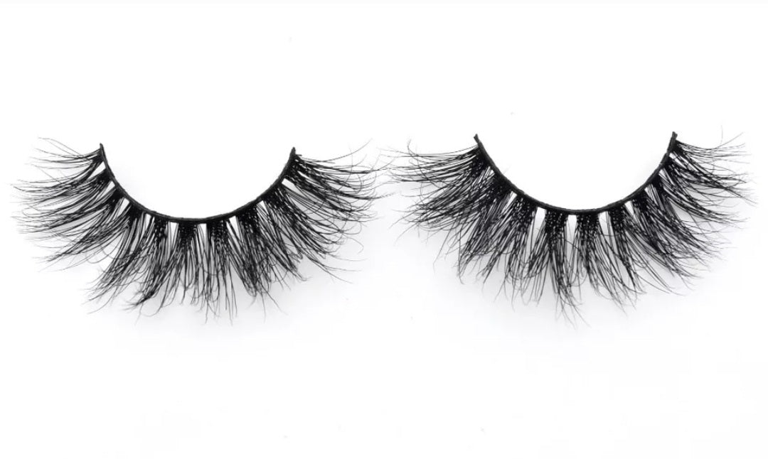 Natural Glam - 3D Lashes - Kay Nicole Cosmetics