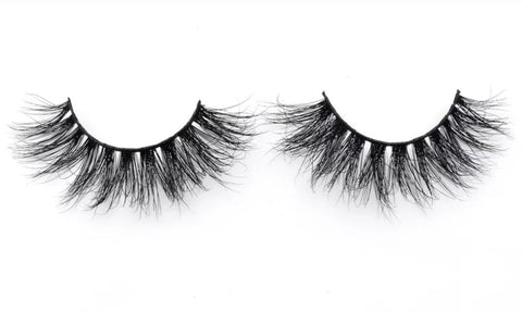 Natural Glam - 3D Mink Lashes - Kay Nicole Cosmetics