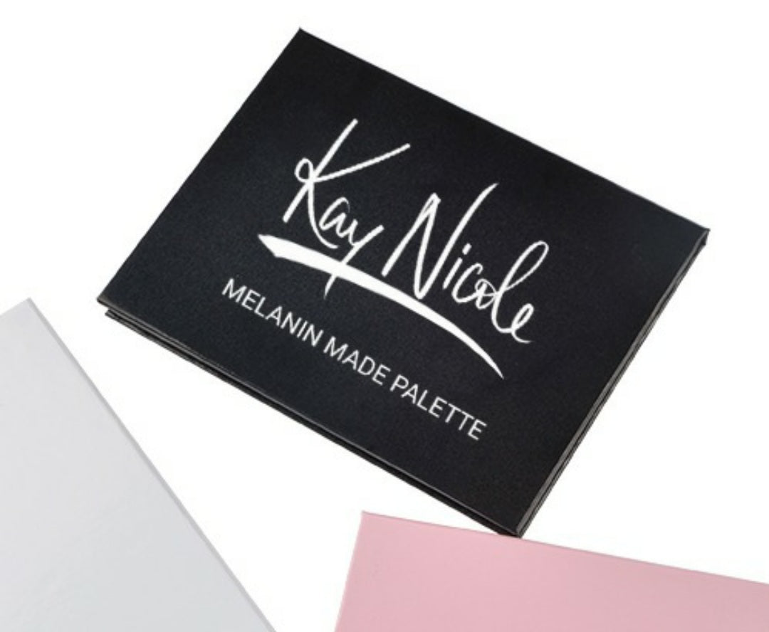 Melanin Made Eyeshadow Palette By Kay Nicole - Kay Nicole Cosmetics