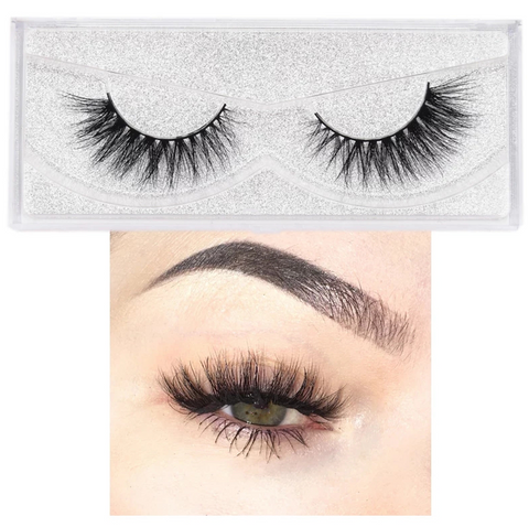 Natural Pix- 3D Lashes - Kay Nicole Cosmetics