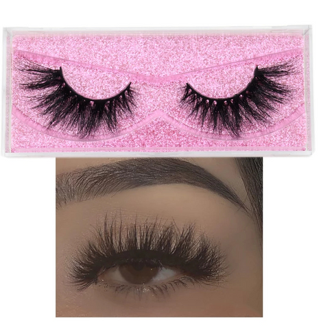 Audrey- 3D Lashes - Kay Nicole Cosmetics