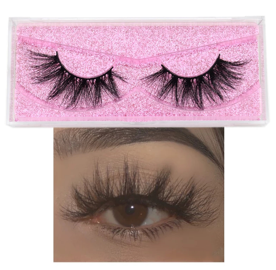 Marley- 3D Lashes - Kay Nicole Cosmetics