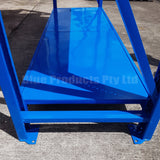 2m(W) x 2m(H) x 600mm(D) Blue/Grey Add on Bay