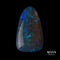 3.45ct Blue Lighting Ridge Crystal Opal - MAYS