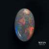 1.33ct Semi Black Australian Opal Lighting Ridge - MAYS