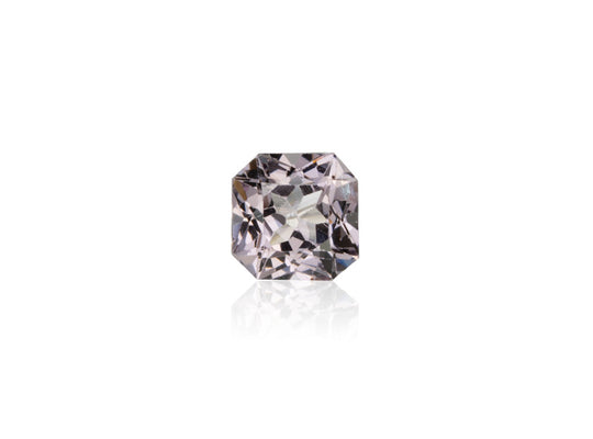 0.99ct Pastel Grey Spinel - maysgems