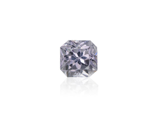 1.40ct Silver Grey Spinel - maysgems