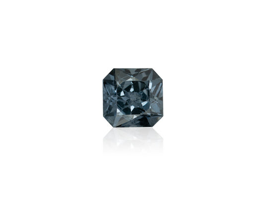 1.57ct Blue Grey Burmese Spinel