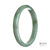 77mm Green Burmese Jadeite Jade Bangle Bracelet