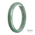 78mm Green Burmese Jadeite Jade Bangle Bracelet