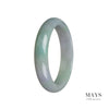 59mm Grade A Jadeite Jade Bangle