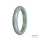 60mm Grade A Jadeite Jade Bangle - MAYS