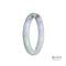 51mm Grade A Jadeite Jade Bangle - MAYS