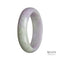 58mm Grade A Jadeite Jade Bangle - MAYS