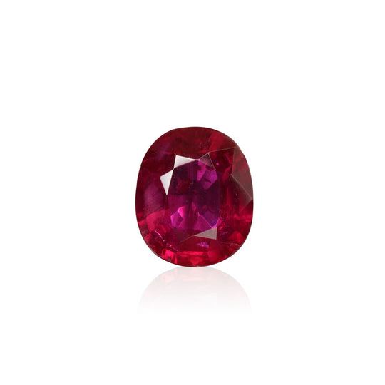 1.35ct Unheated Mogok Ruby - maysgems