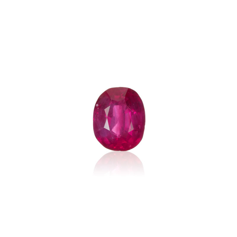 1.09ct Mogok Ruby