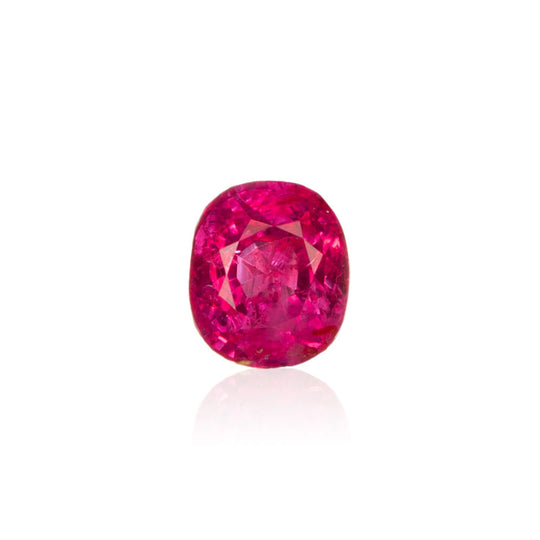 0.88ct Vibrant Red Burmese Ruby
