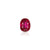 0.66ct Mogok Pigeon Blood Ruby Unheated - MAYS