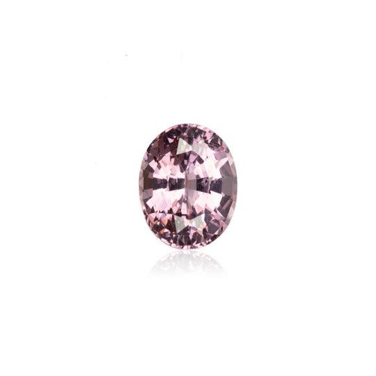1.25ct Burmese Pink Spinel - maysgems