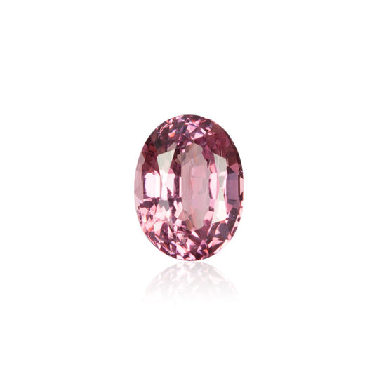 1.37ct Purplish Pink Spinel - maysgems
