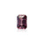 2.25ct Burmese Pink Spinel in Emerald Cut - maysgems