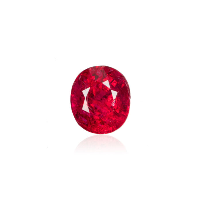 0.95ct Burmese Vivid Red Spinel