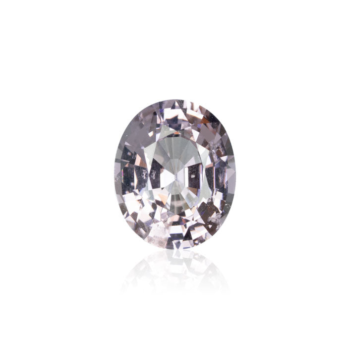 4.70ct Bright Grey Burmese Spinel