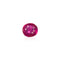 0.70ct Intense Red Unheated Burmese Ruby - MAYS