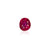 0.62ct Unheated Vivid Red Burmese Ruby - maysgems