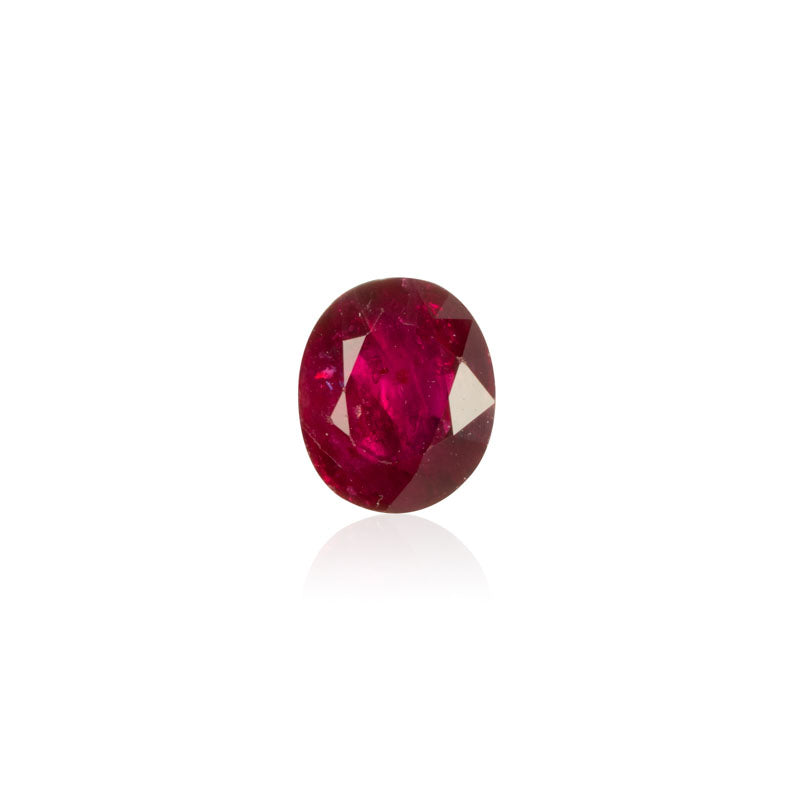 0.91ct Burmese Ruby