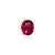 0.46ct Natural Pigeon Blood Burmese Ruby - maysgems