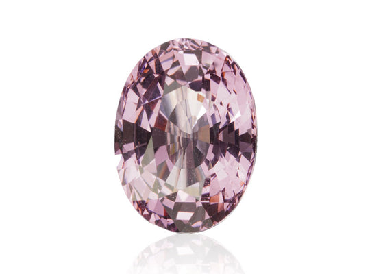 11.05ct Burmese Purplish Pink Spinel