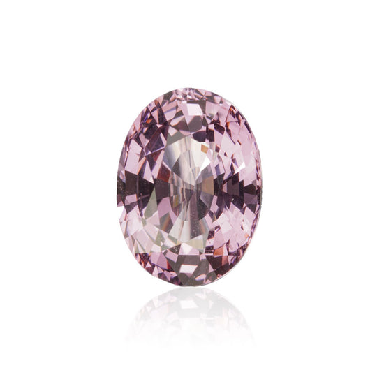 11.05ct Burmese Purplish Pink Spinel - maysgems