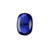 21.72ct Fine Burmese Royal Blue Sapphire Cabochon Certified Unheated - maysgems