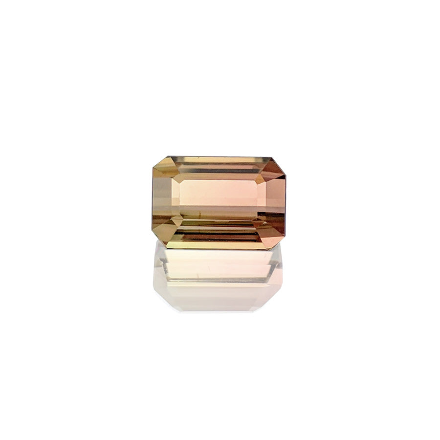 2.55ct Bi-Colour Tourmaline