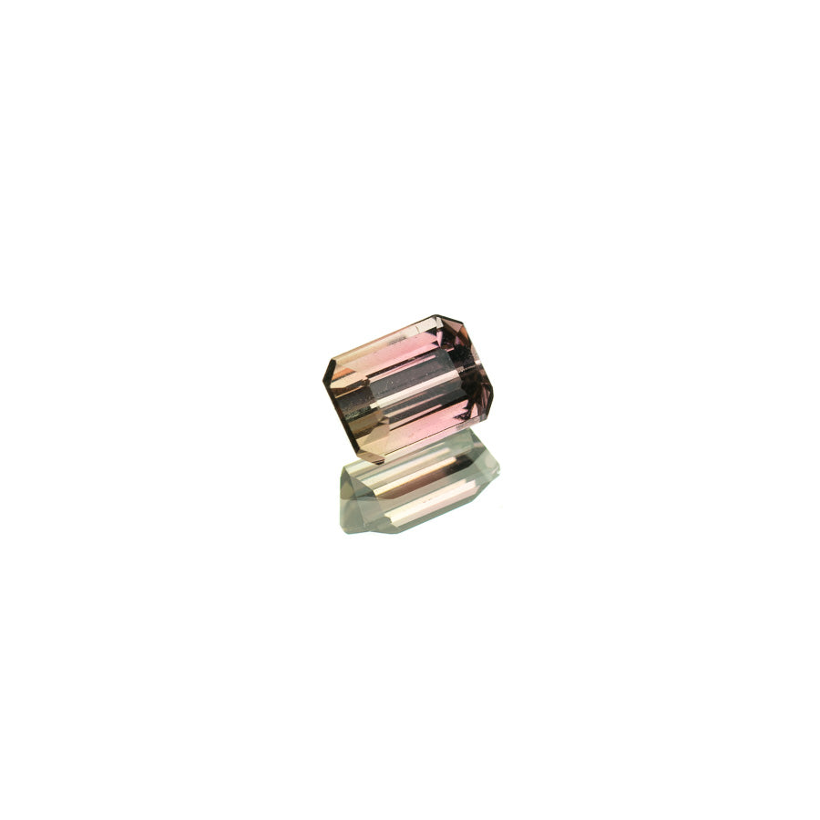 0.97ct Bi-Colour Tourmaline
