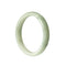 51.00mm Burmese Jade Bangle - MAYS